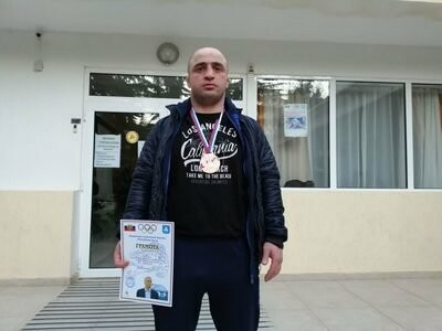 Новошахтинский спортсмен стал призёром Всероссийского турнира, фото-1