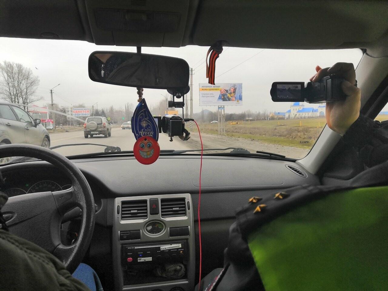 В Новошахтинске начал работать скрытый патруль ГИБДД, фото-1