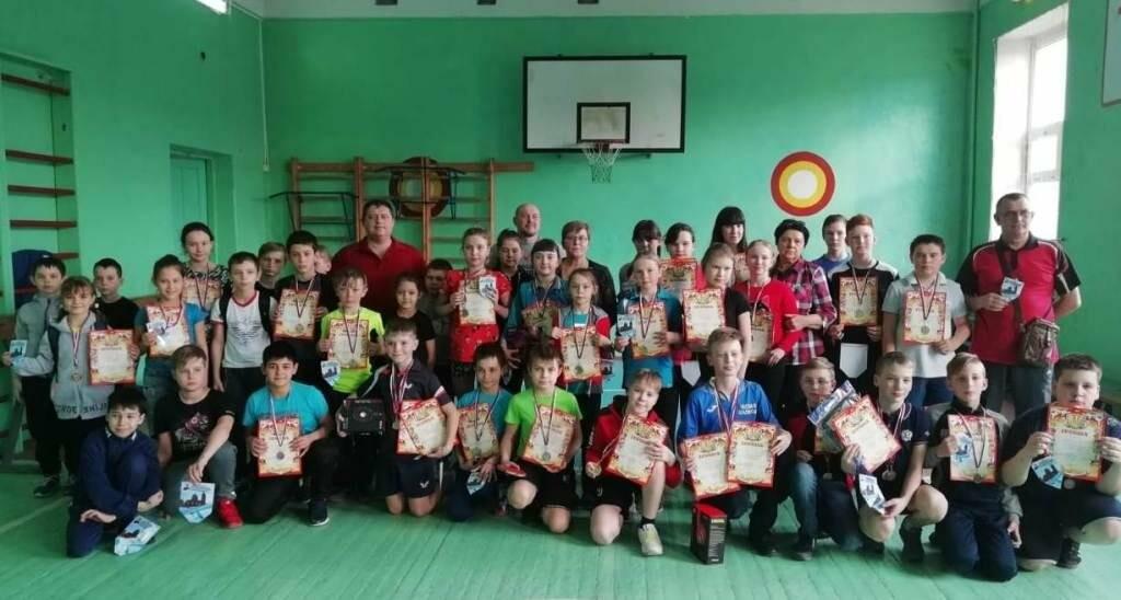 В Новошахтинске состоялся региональный турнир по настольному теннису, фото-1