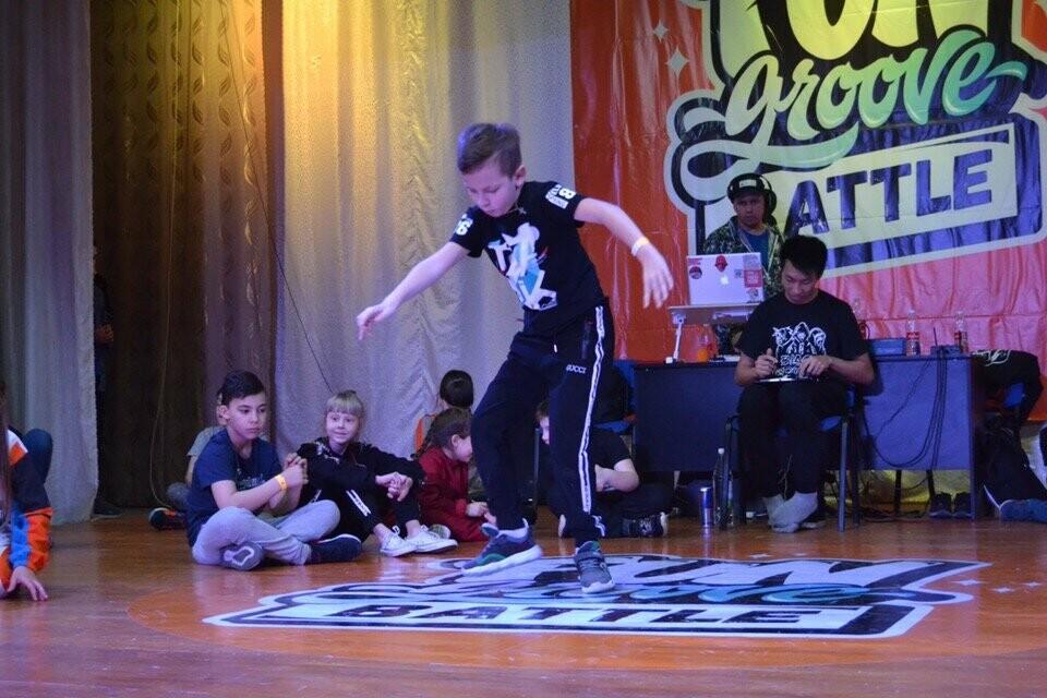 Новошахтинские танцоры приняли участие в баттле, фото-1