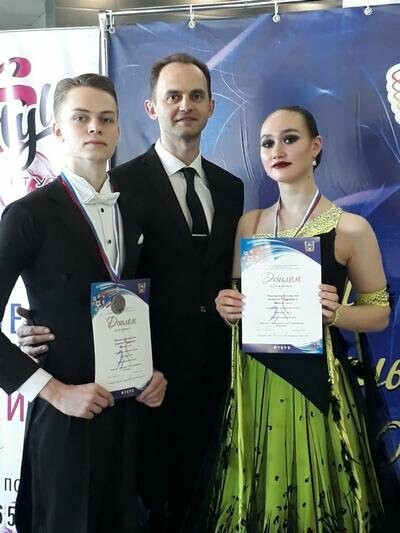 Новошахтинские танцоры стали призёрами престижных соревнований, фото-1