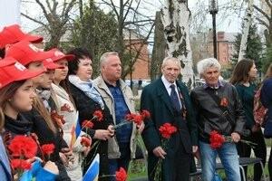 В Новошахтинске прошёл областной автопробег  «Память поколений», фото-1