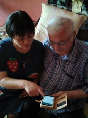 Новошахтинским пенсионерам помогают волонтёры и соцработники, фото-1