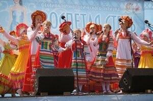 Новошахтинцы приняли участие в областном фестивале экологического туризма, фото-1