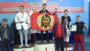 Новошахтинские спортсмены привезли награды турнира по армейскому рукопашному бою, фото-2