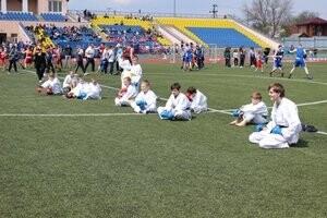 В Новошахтинске прошёл марафон «Маршрут здоровья», фото-1