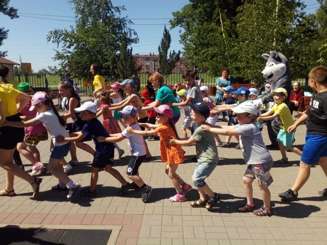 В Новошахтинске отметили День защиты детей, фото-4