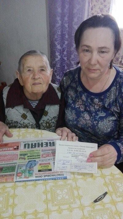 Соцработники Новошахтинска помогают одиноким пенсионерам, фото-1