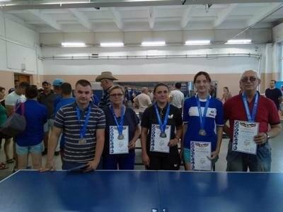 Новошахтинские спортсмены-любители стали бронзовыми призерами Спартакиады Дона, фото-1