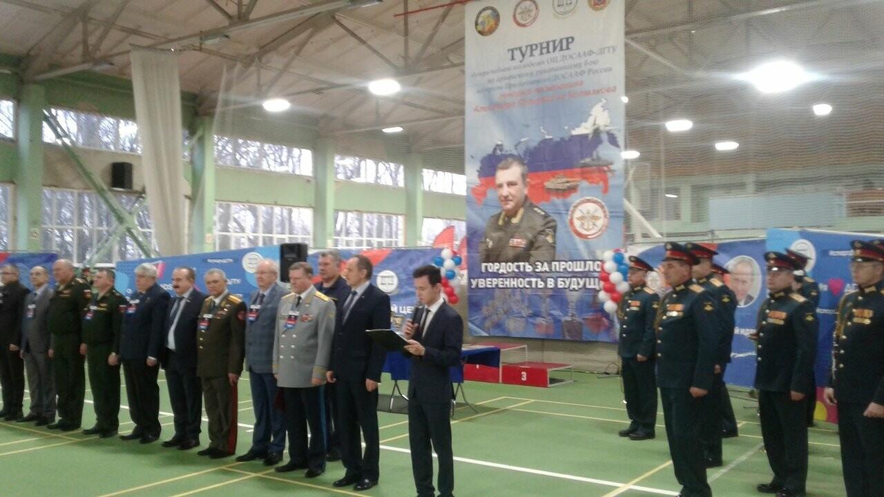 Новошахтинские спортсмены стали призёрами турнира по армейскому рукопашному бою, фото-1