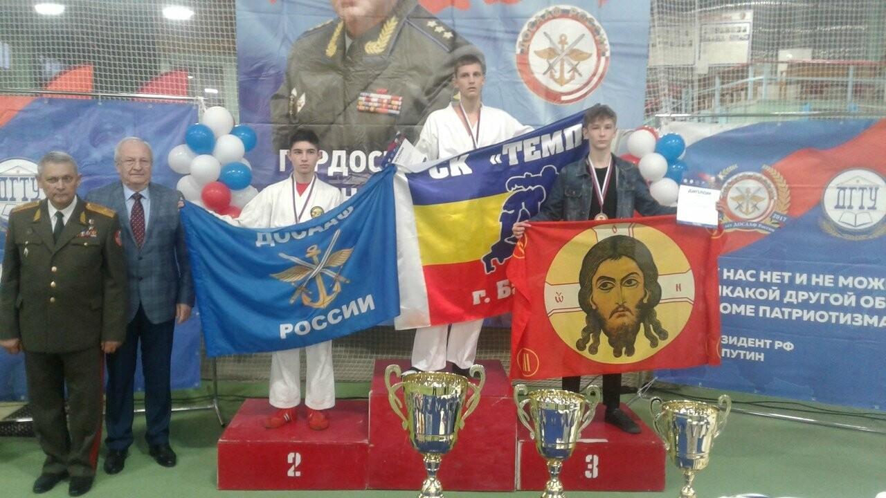 Новошахтинские спортсмены стали призёрами турнира по армейскому рукопашному бою, фото-2