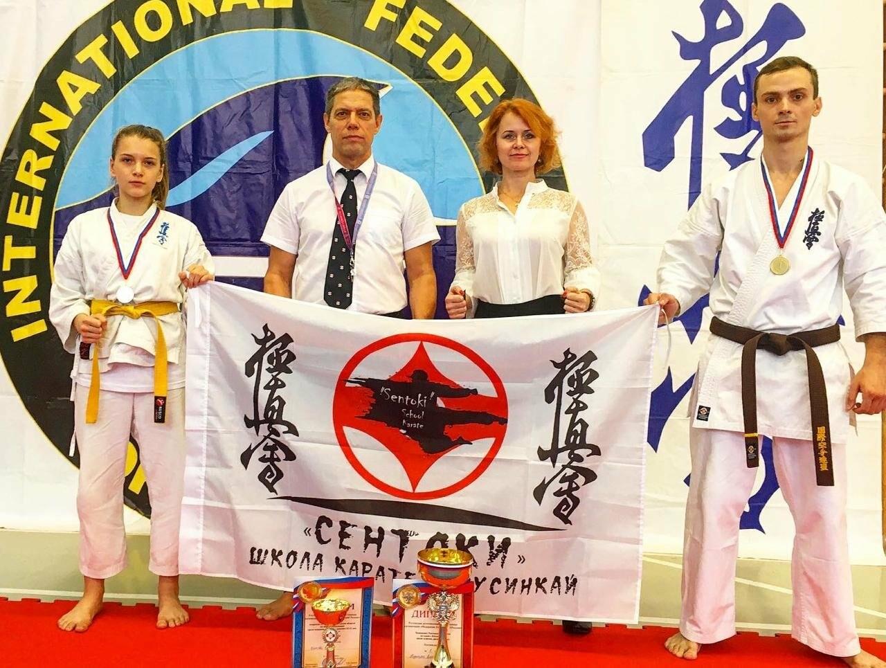 Новошахтинские каратисты стали победителями и призёрами соревнований, фото-2