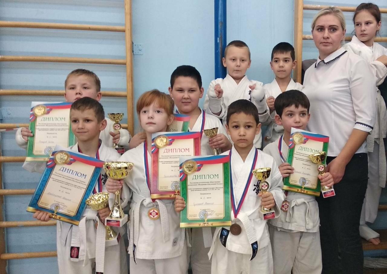 Спортсмены из Новошахтинска привезли очередные награды, фото-2