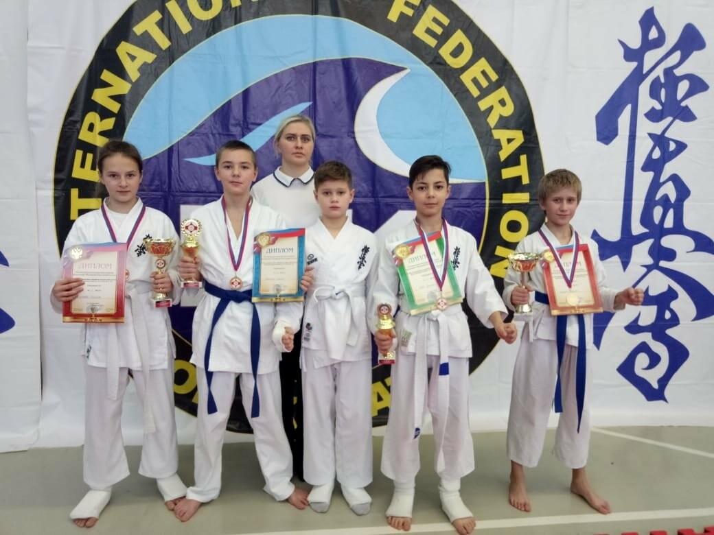 Спортсмены из Новошахтинска привезли очередные награды, фото-1