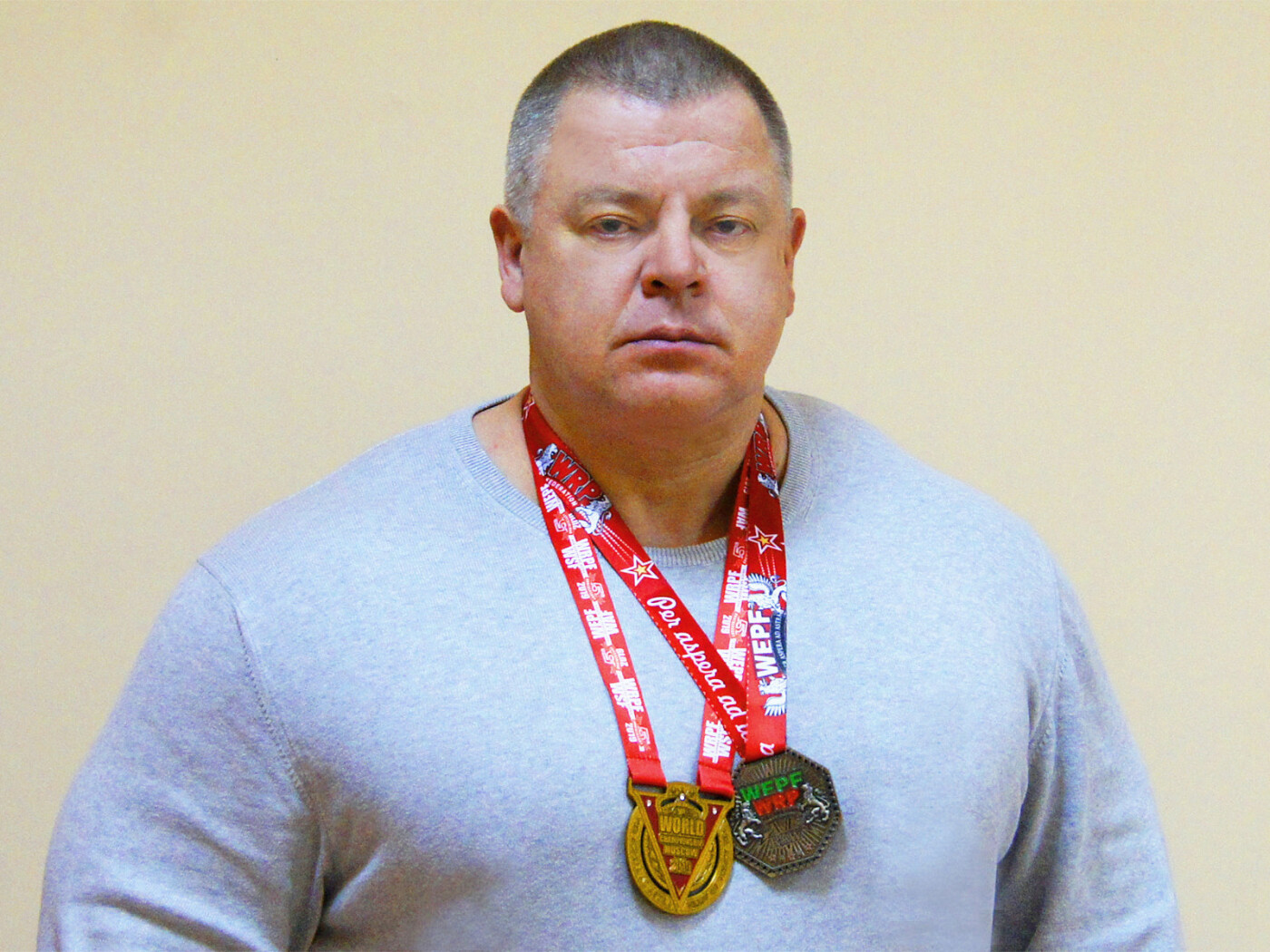 Гуковчанин Борис Трофимов — семикратный чемпион мира, фото-1