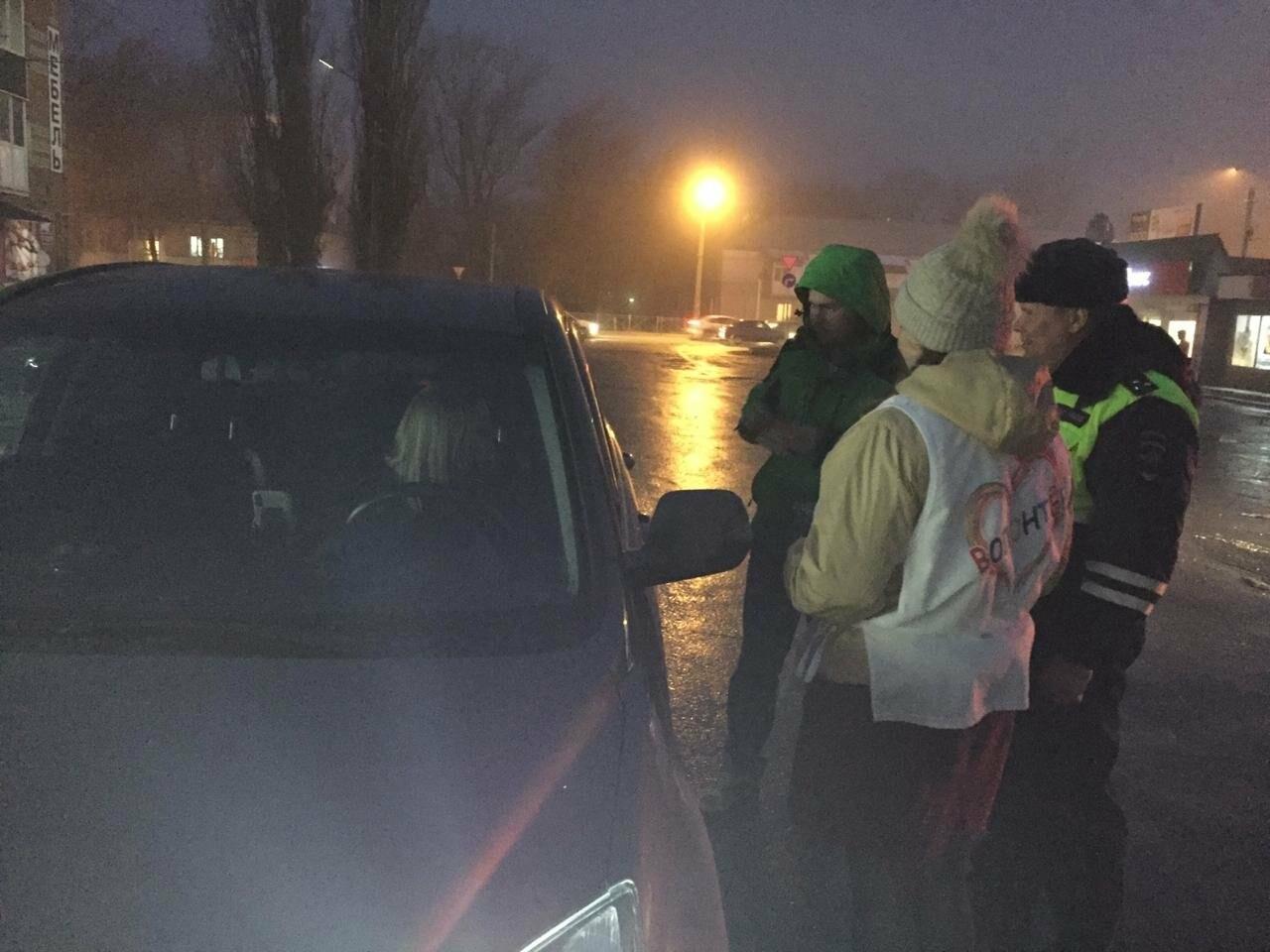 У новошахтинских водителей проверили наличие детских автокресел , фото-1