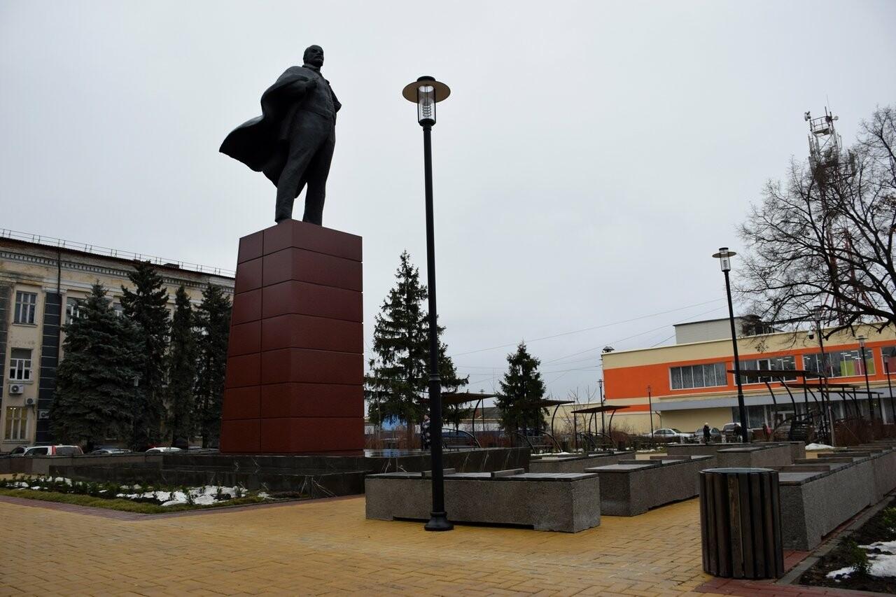В Новошахтинске состоялось открытие обновленной площади, фото-3