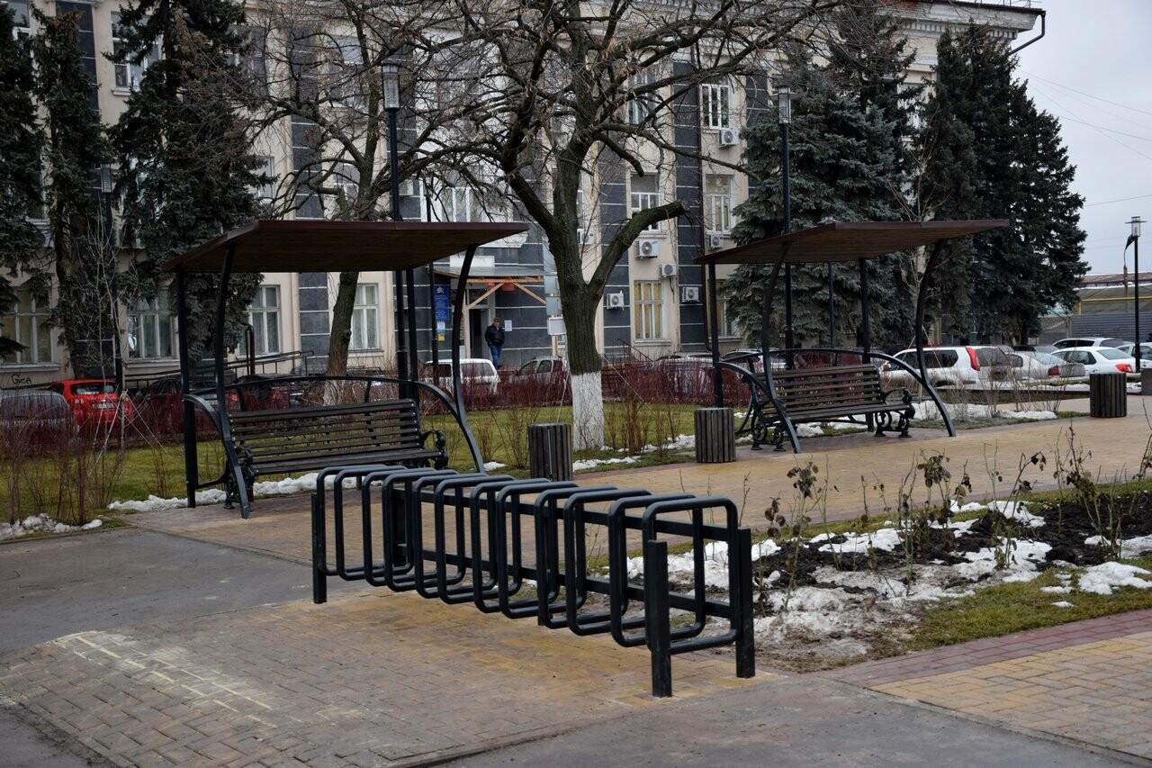 В Новошахтинске состоялось открытие обновленной площади, фото-2