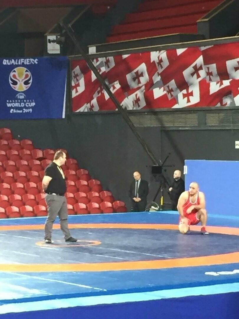 Новошахтинский спортсмен принял участие в чемпионате по вольной борьбе, фото-1