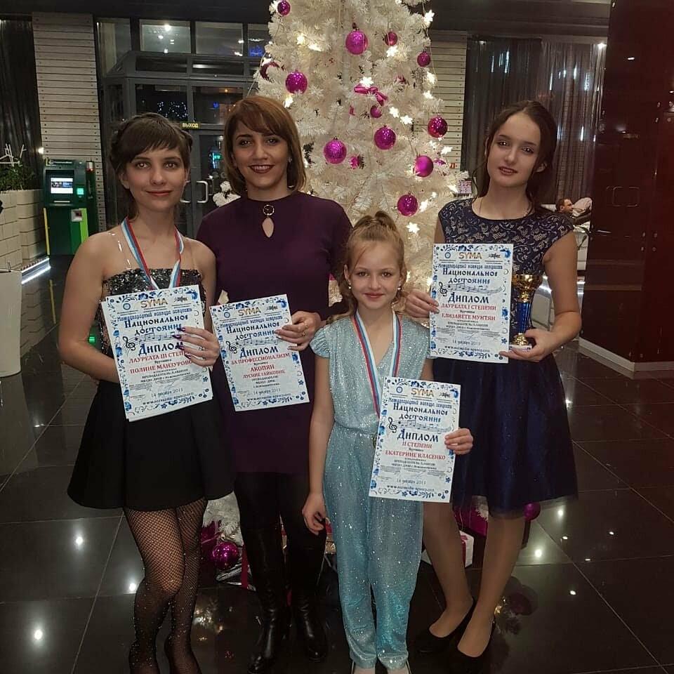 Вокалисты из Новошахтинска стали лауреатами международного конкурса , фото-3