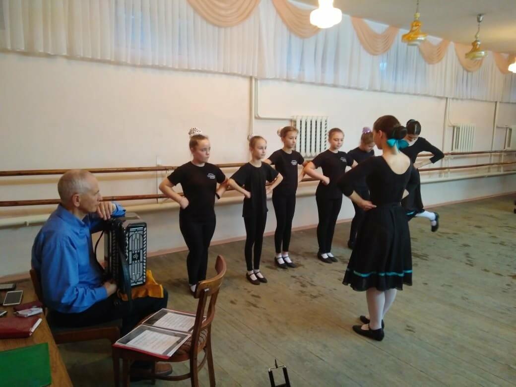 В Детской музыкальной школе состоялся мастер-класс по народному танцу, фото-2