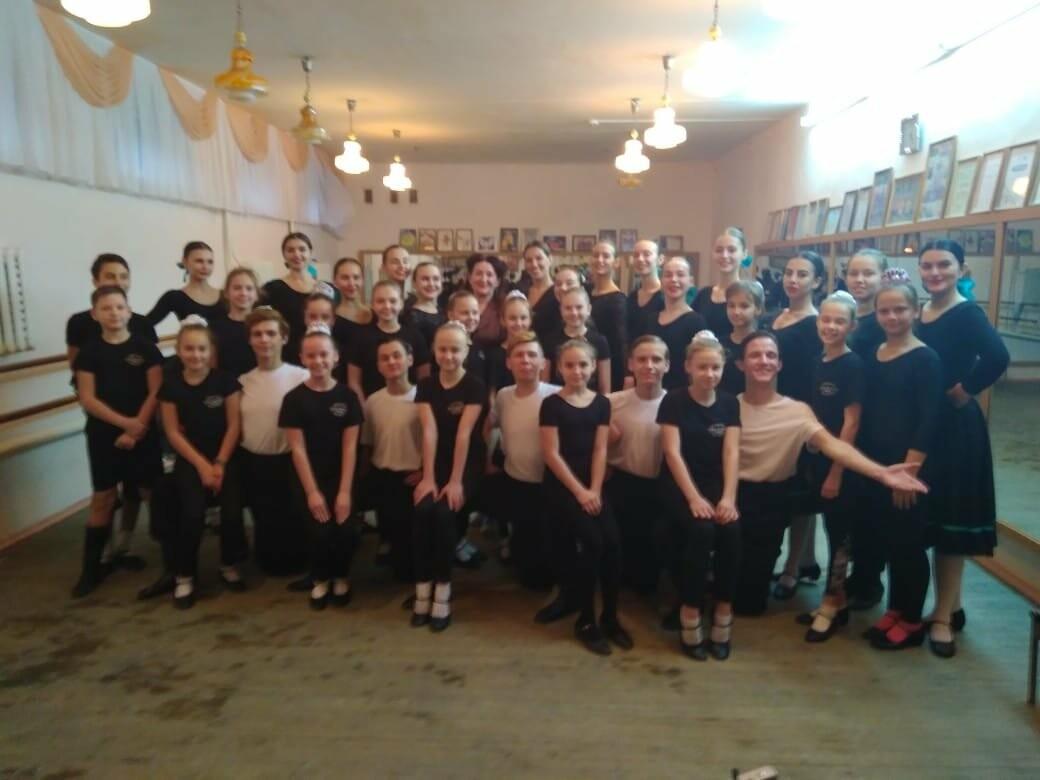 В Детской музыкальной школе состоялся мастер-класс по народному танцу, фото-4