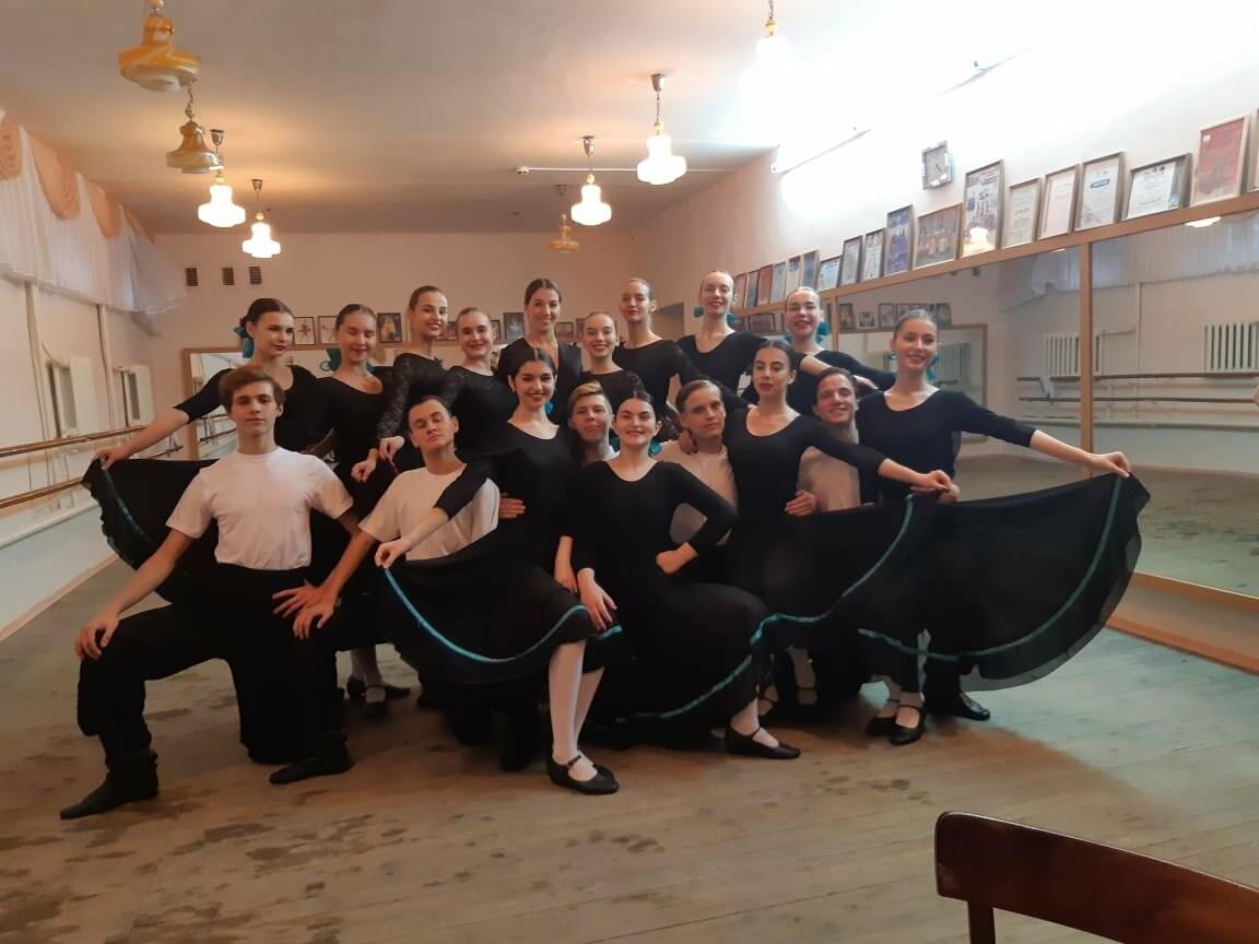 В Детской музыкальной школе состоялся мастер-класс по народному танцу, фото-5