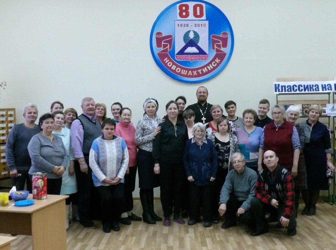 В учреждениях культуры Новошахтинска проходит работа с людьми с ограниченными возможностями , фото-2