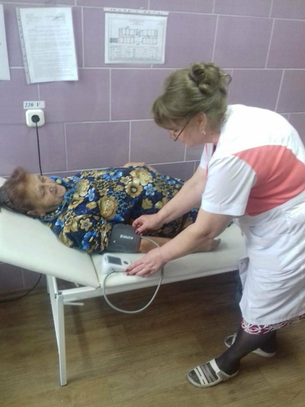 Новошахтинские пенсионеры прошли диспансеризацию , фото-1