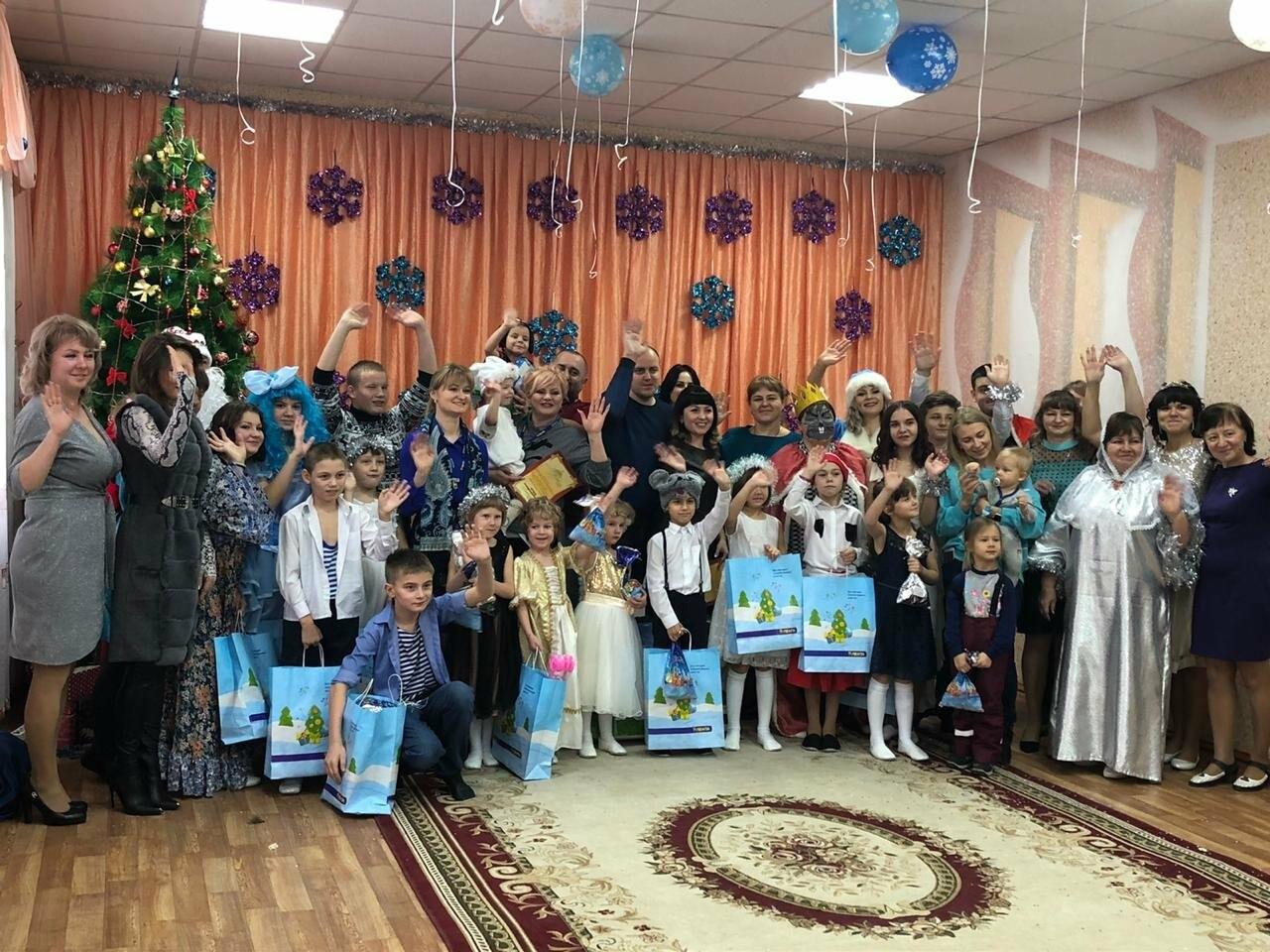 В СРЦ Новошахтинска прошли новогодние утренники , фото-2