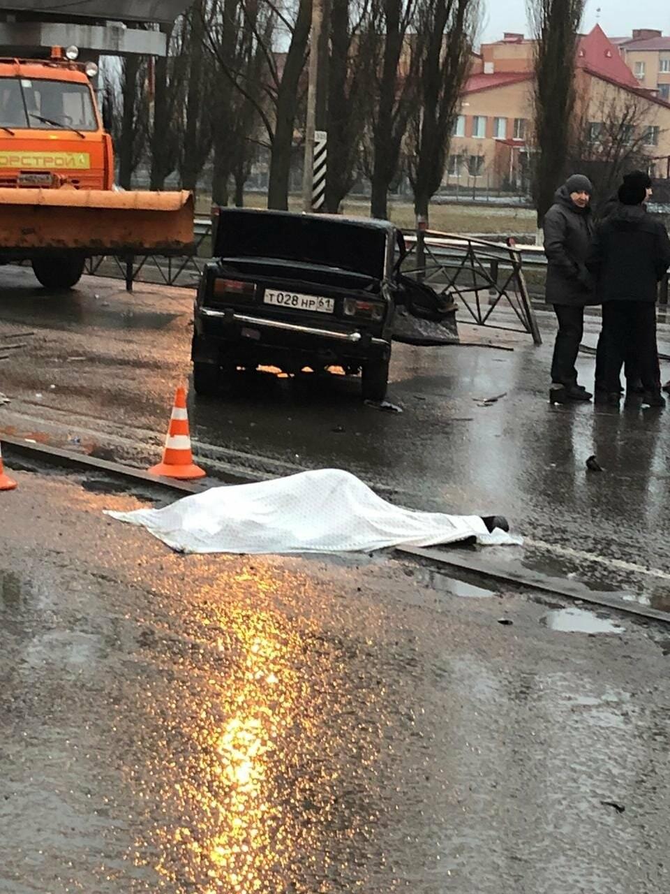 В Новошахтинске в страшной аварии погиб мастер спорта России по вольной борьбе, фото-2