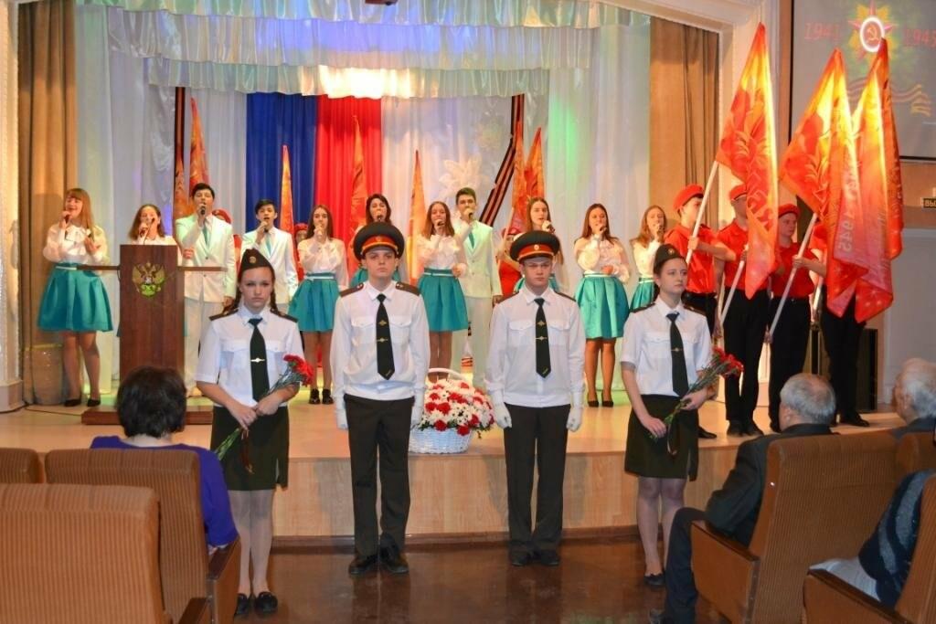 35 новошахтинских школьников вступили в ряды юнармейских отрядов, фото-3