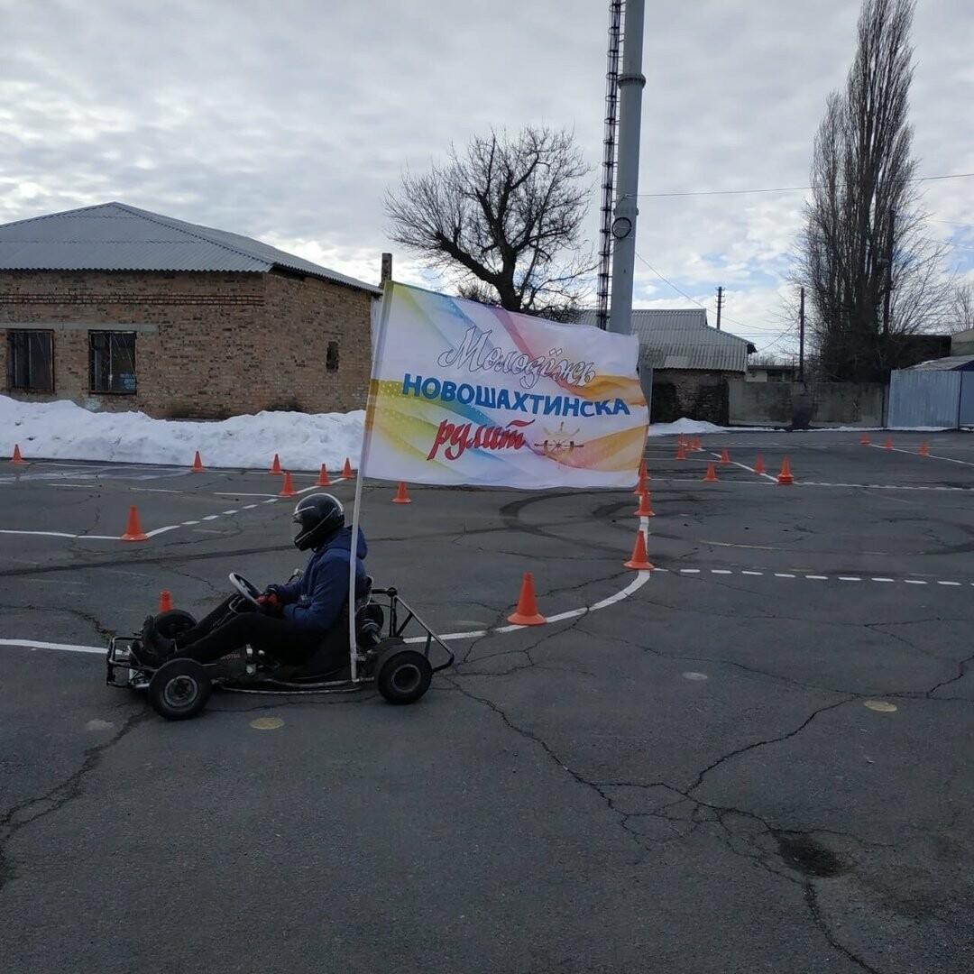 В Новошахтинске состоялось закрытие проекта «Школа правильных водителей», фото-2