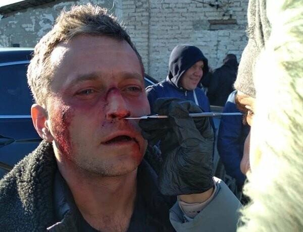 Новошахтинский актёр снимается в криминальном сериале , фото-1