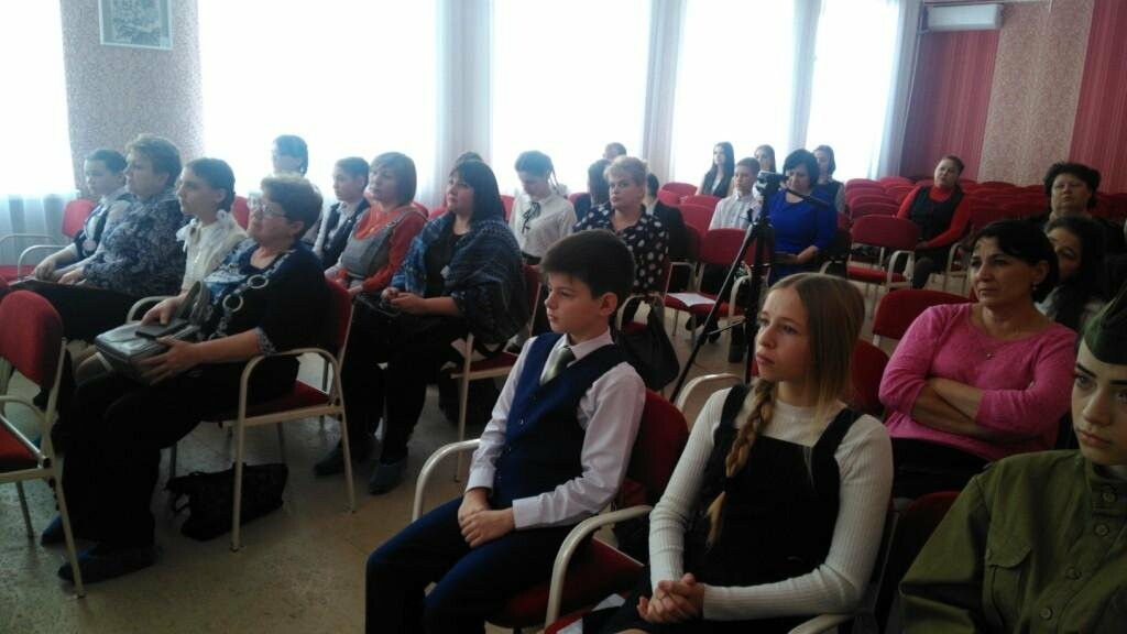 Школьники Новошахтинска читали классику, фото-2