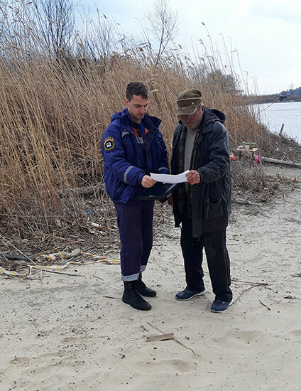 Жителям Новошахтинска рассказали, как избежать беды , фото-1