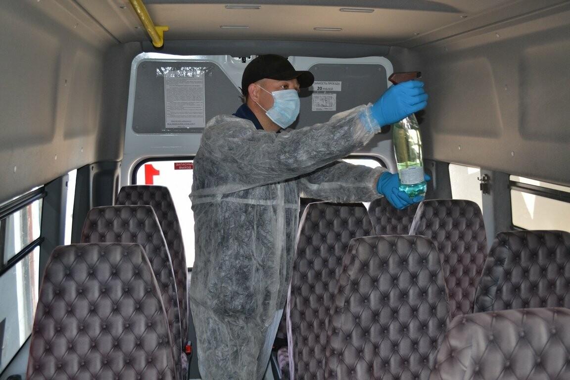В Новошахтинске ежедневно проводят дезинфекцию , фото-2