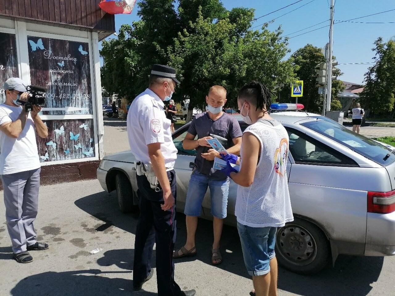 В Новошахтинске отметили День светофора, фото-1
