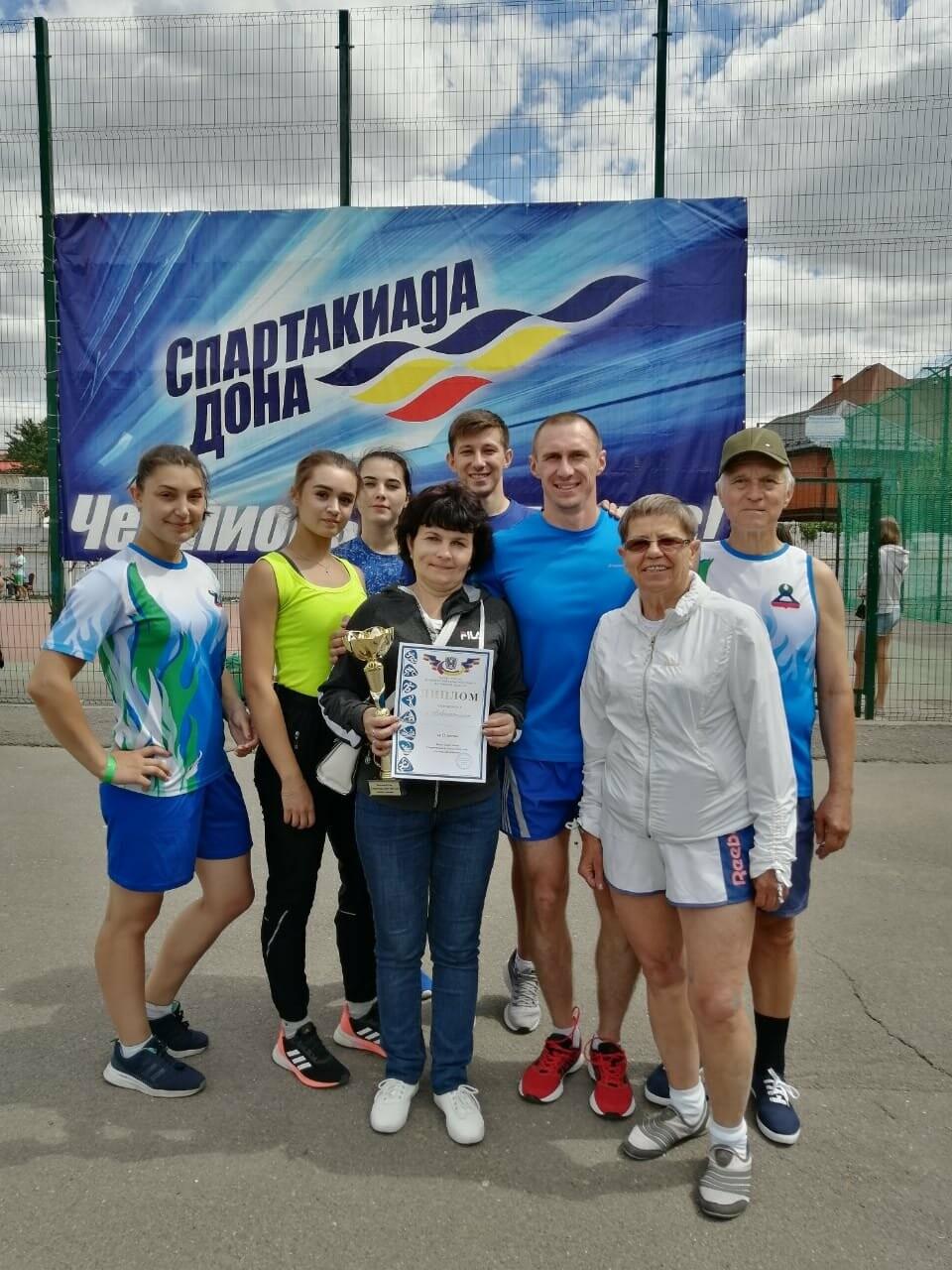 Новошахтинские спортсмены вышли в финальный этап Спартакиады Дона, фото-5