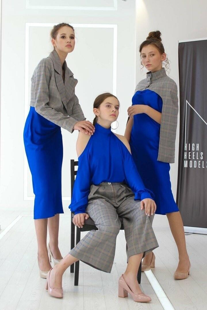 Модели из Новошахтинска приняли участие в грандиозном конкурсе, фото-3