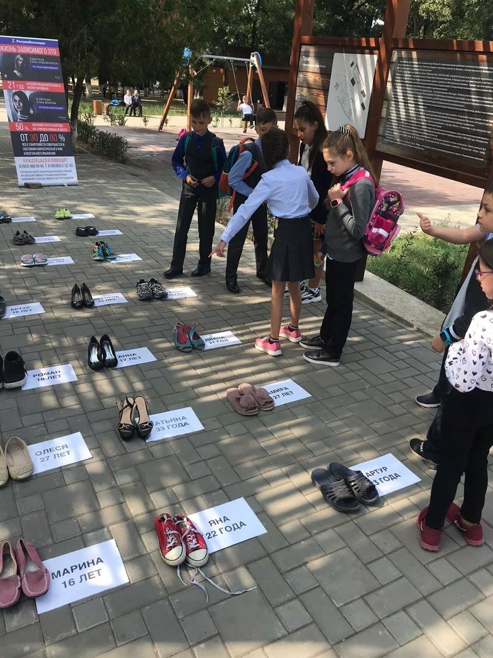 Новошахтинские волонтеры провели уникальную выставку , фото-1