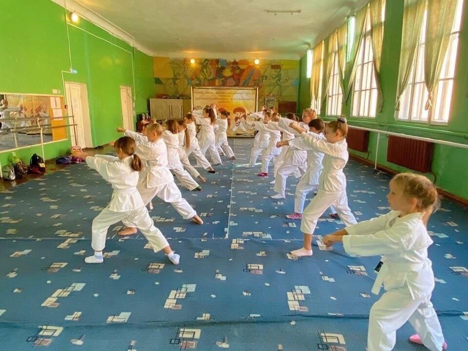 Новошахтинские каратисты сдавали квалификационные нормативы, фото-1