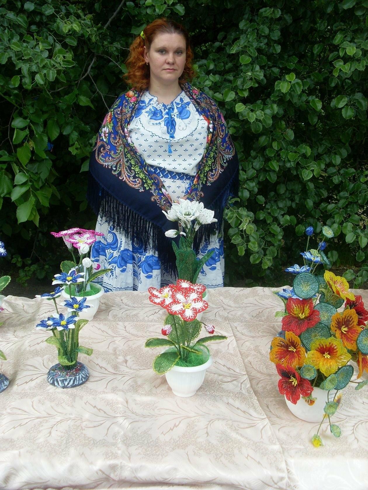 Мастера декоративно-прикладного творчества Новошахтинска удостоены выплат губернатора , фото-3