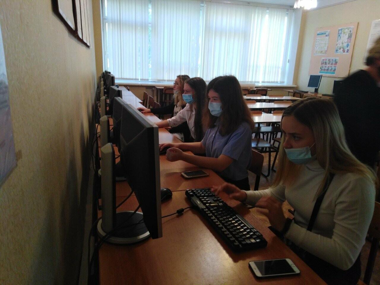Школьники Новошахтинска проходят профессиональные пробы, фото-1