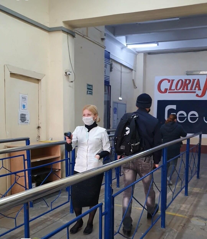 На промышленных предприятиях Новошахтинска проводится мониторинг соблюдения требований по недопущению заноса COVID-19, фото-4