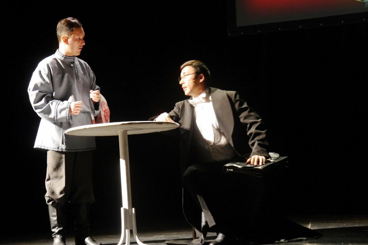 Артисты Новошахтинского драматического театра приняли участие в областном конкурсе, фото-1