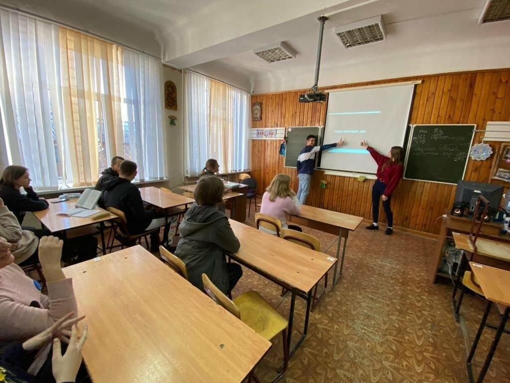 Новошахтинские школьники узнали о коррупции , фото-2