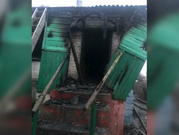 Дончанка сбежала из горящего дома, забыв про маленьких детей, фото-2