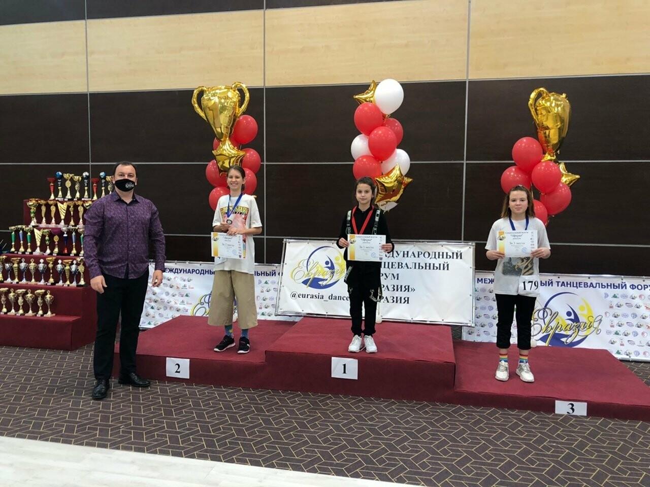 Танцоры из Новошахтинска привезли награды престижных соревнований, фото-1