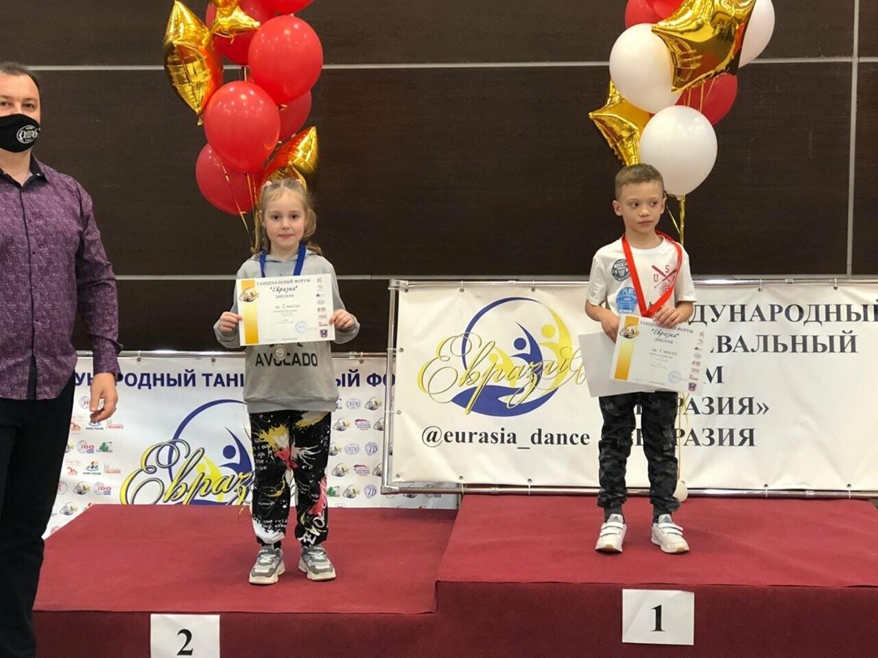 Танцоры из Новошахтинска привезли награды престижных соревнований, фото-2